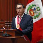 Vizcarra anuncia referéndum sobre reelección de congresistas (VIDEO)