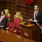 Vizcarra: Lideraremos cambio esperado frente a crisis en sistema de justicia