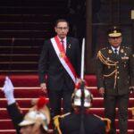 Vizcarra: Objetivo es construir país integrado con el mundo