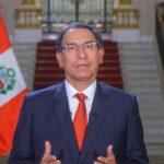 Vizcarra convoca al Congreso a sesión extraordinaria (VIDEO)