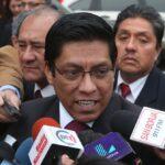 Zeballos: En 15 días se enviará proyectos de reforma constitucional