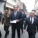 Reforma política: Vizcarra entregó proyectos al Congreso (VIDEO)