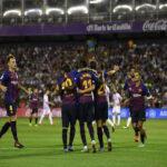 Liga Santander: Barcelona pasó apuros para ganar 1-0 a Valladolid por la fecha 2