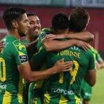 Primeira Liga: Sergio Peña anota en el triunfo del Tondela por 2-1 al Río Ave