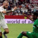Liga de Europa: Sevilla en ronda de acceso golea 5-0 al Zalgiris