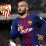FBC Barcelona: Aleix Vidal abandona concentración para fichar con el Sevilla