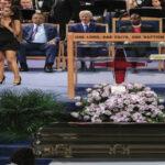 Aretha Franklin: Detroit con magnos honores despide la reina del soul