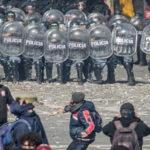 Argentina: Decenas de heridos y detenidos tras una protesta sindical
