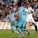 Liga Santander: Atlético de Madrid inicia el torneo empatando 1-1 con Valencia