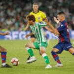 Liga Santander: Levante en 1ra jornada del torneo goleó 3-0 al Betis