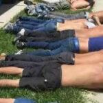México: Ejército y policía capturan a 30 mafiosos del temible Cartel Jalisco Nueva Generación (VIDEO)