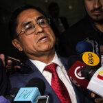 Dejan al voto apelación de impedimento de salida de César Hinostroza