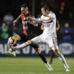 Copa Sudamericana: Colón derrota 1-0 en su visita al Sao Paulo