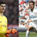 Real Madrid ficha por 6 temporadas a Courtois y cede a Kovacic al Chelsea
