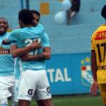 Torneo Apertura: Cristal se consolida en la punta goleando 4-0 al Cantolao