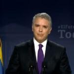 Colombia: Presidente Duque destacó que consulta popular es un rechazo a corruptos (VIDEO)