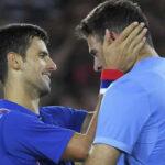 Master 1000 Cincinnati: Djokovic y Del Potro pasan a cuartos de final