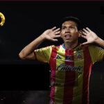 Liga MX:Edison Flores ficha con el Monarca de Morelia paraApertura 2018