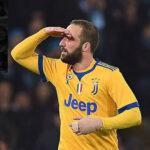 Juventus transfiere a Higuain que jugará la próxima temporada en el Milan