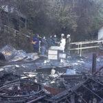 Chile: Mueren 10 mujeres en incendio de hogar de ancianos en localidad sureña