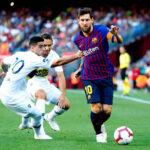 Trofeo Joan Gamper: Barcelona goleó 3-0 al Boca Junior