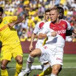 Ligue 1- de Francia: Mónaco se impuso por 3-1 frente al Nantes