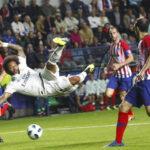 Supercopa de Europa: Atlético en la prórroga derrota 4-2 al Real Madrid