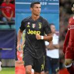 UEFA: Modric, Cristiano Ronaldo y Salah, nominados al premio Jugador del Año