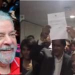 Brasil: Partido de los Trabajadores inscribió a Lula como candidato a la presidencia (VIDEO)