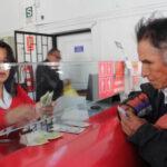 El Midis inicia pago en 1,874 distritos del país a usuarios de Pensión 65