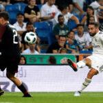 Trofeo Santiago Bernabéu: Real Madrid en retorno a casa derrota 3-1 al Milan