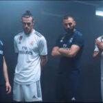 Real Madrid usará camiseta hecha con plásticos interceptados del océano