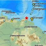 Sismo de 6.3 grados remece varios estados en el oriente de Venezuela (VIDEO)