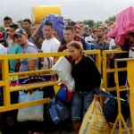 OIM: Huida de venezolanos de su país se puede convertir en crisis