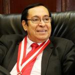 Presidente del Poder Judicial: Todos los jueces serán evaluados