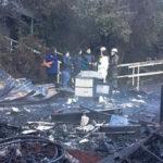 Chile: Diez mujeres perecen calcinadas durante voraz incendio en albergue de ancianos (VIDEO)