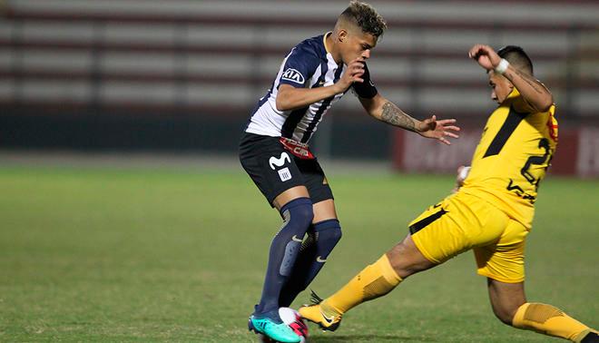 Alianza Lima empata y se aleja de la punta