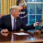 Trump confirma un acuerdo con Peña Nieto sobre TLCAN
