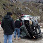 Áncash: Un muerto deja accidente en vía Santa – Chuquicara