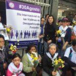 ANP presente en Día Internacional de las Víctimas de Desapariciones Forzadas