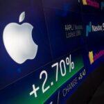 Apple alcanza una capitalización histórica de un billón de dólares
