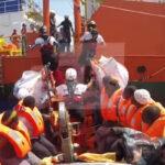 Buque Aquarius atracará en Malta y migrantes serán repartidos entre cinco países europeos