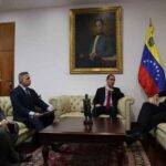 Venezuela presenta a EEUU pruebas de intento de magnicidio