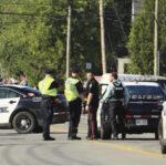 Canadá: Violenta balacera deja dos policías y dos civiles muertos, así como varios heridos (VIDEO)