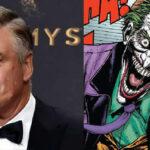 """Alec Baldwin renunció al papel del padre de Batman en nueva película del """"Joker"""""""