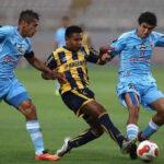 Torneo Apertura: Binacional se ubica 2° al derrotar 3-1 al Sport Rosario