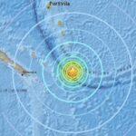 Terremoto de magnitud 7.1 sacude Nueva Caledonia, en el Pacífico Sur