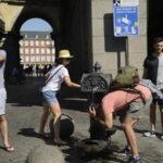 España: Ola de calor eleva la temperatura sobre los 40 grados… y sigue aumentando (VIDEO)