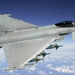Lituania: Caza de combate español dispara misil por accidente en misión de adiestramiento