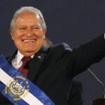 El Salvador establece relaciones diplomáticas con China y rompe con Taiwán